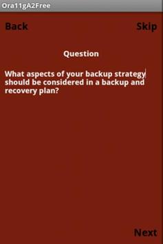 Oracle 11g OCP Free Quiz App for Android - APK Download