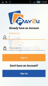 Pay2u International screenshot 1