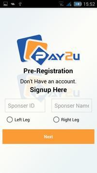 Pay2u International screenshot 2