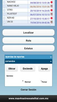 MaxTracker Mobil screenshot 3