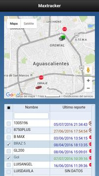 MaxTracker Mobil screenshot 6