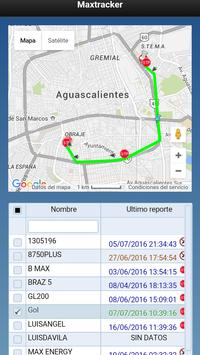 MaxTracker Mobil screenshot 7