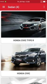 Honda Medan screenshot 4