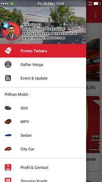 Honda Medan poster