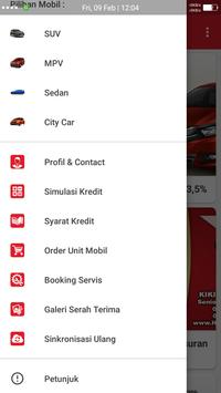 Honda Medan screenshot 1