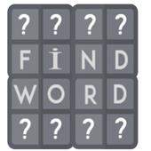 Find Word Kelime Bulma Oyunu icon