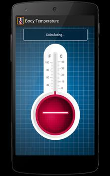 Finger Body Temperature Prank screenshot 2
