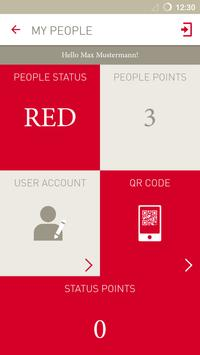 Vapiano People apk screenshot