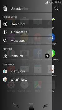 Besiktas - Xperia Theme apk screenshot