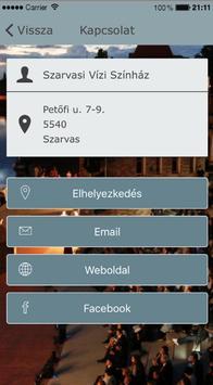 Szarvasi Vízi Színház screenshot 1