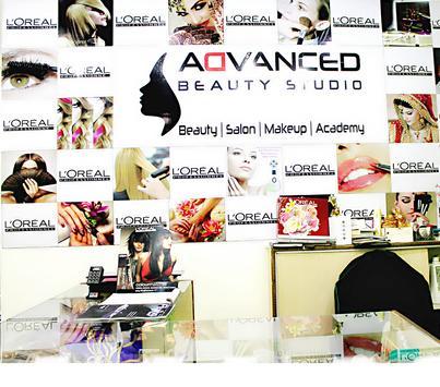 Advanced Beauty Studio poster