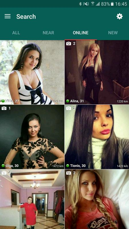 Dating online chat and meet apk