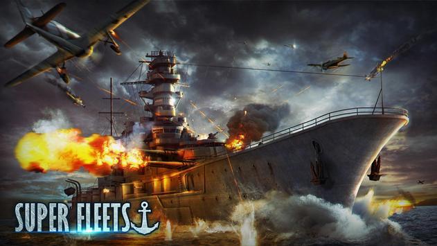 Super Fleets - Legend poster
