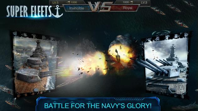 Super Fleets - Legend apk screenshot