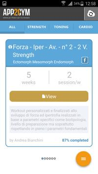 App2Gym screenshot 3