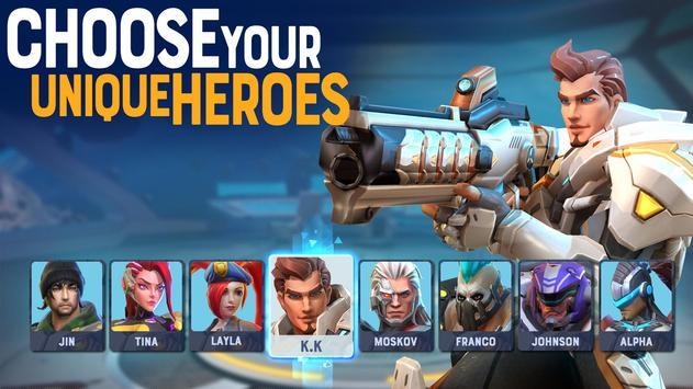 Mobile Battleground screenshot 2