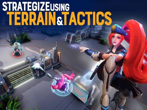 Mobile Battleground screenshot 8