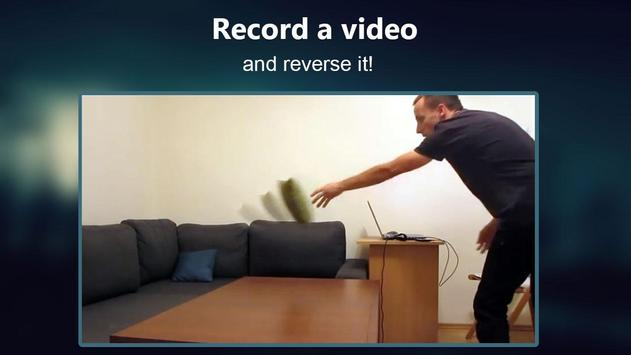Reverse Movie FX - magic video apk स्क्रीनशॉट