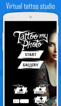 Tattoo my Photo screenshot 5