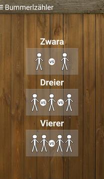 Bummerlzähler poster