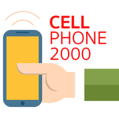 Cell Phone 2000 icon