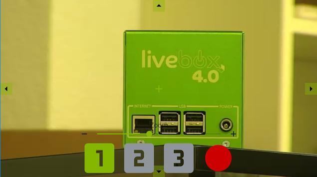 LiveKit 4.0 Setup Tool screenshot 1
