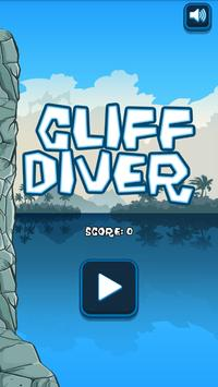 Cliff Diver poster