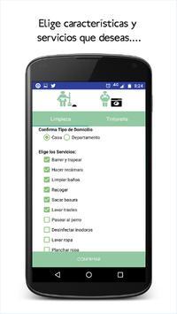 Clin App screenshot 1