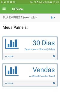 DsView Reports Web apk screenshot