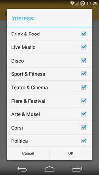 Eventevo - Tanti eventi per te screenshot 6