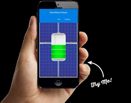 Solar Battery Charger Prank screenshot 5