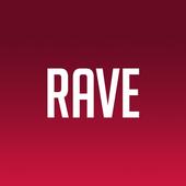 Fire Rave Music Ringtone Notification icon