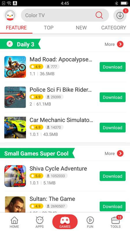 9Game Discovery for Android poster ...
