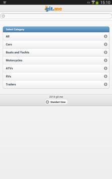 Git.me - Used Vehicles screenshot 7