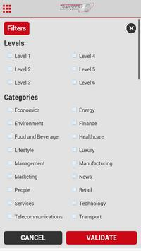 Transfer eLearning screenshot 2