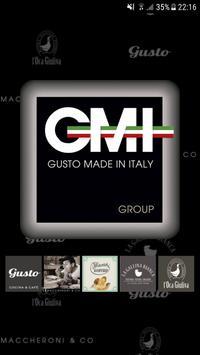 Grupo GMI poster