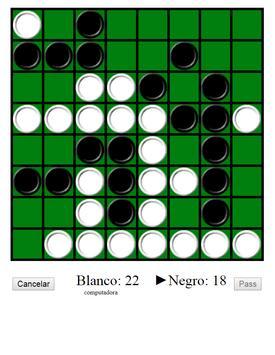 Othello Clásico screenshot 2