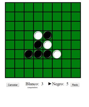 Othello Clásico screenshot 1