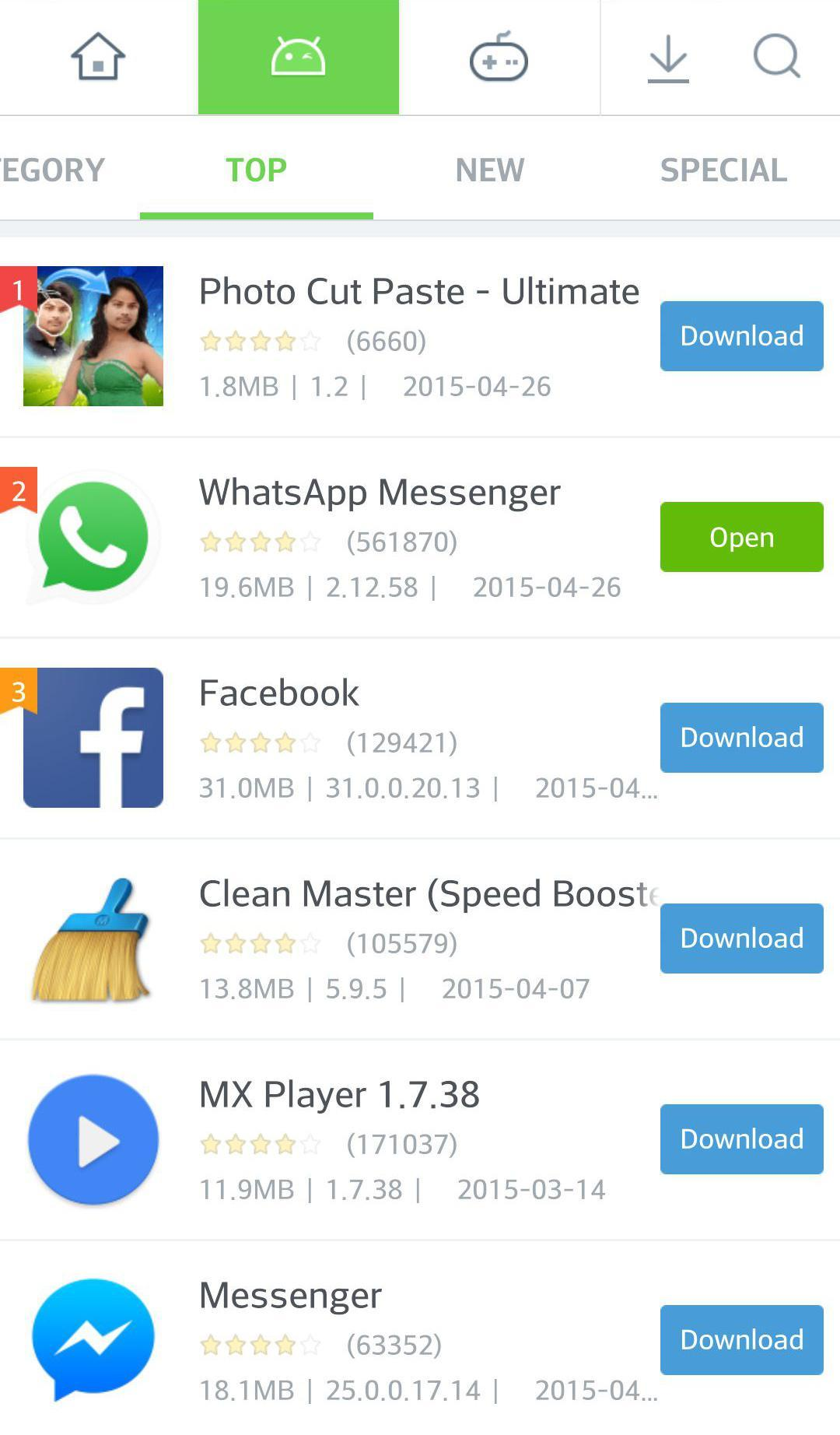 9apps download for android apk