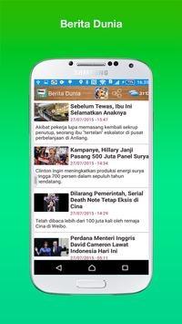 Indonesian Voice News screenshot 1