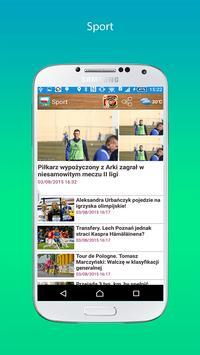 Polish Voice News apk screenshot