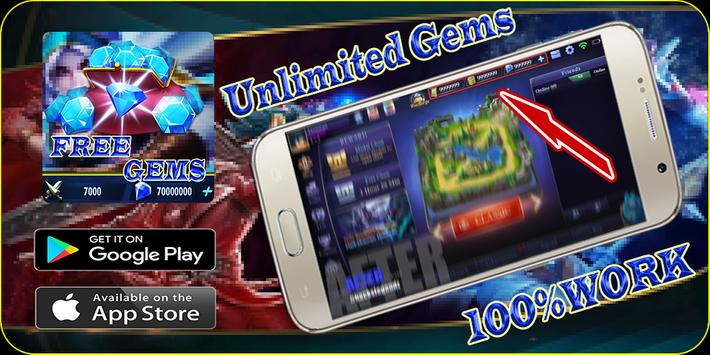 fast mobile - legends Daily Rewards free diamond screenshot 2