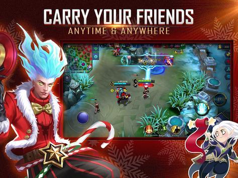 Mobile Legends: Bang Bang تصوير الشاشة 9