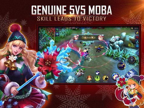 Mobile Legends: Bang Bang تصوير الشاشة 12