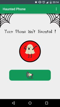 Haunted Phone poster