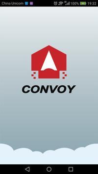 Convoy Secur poster
