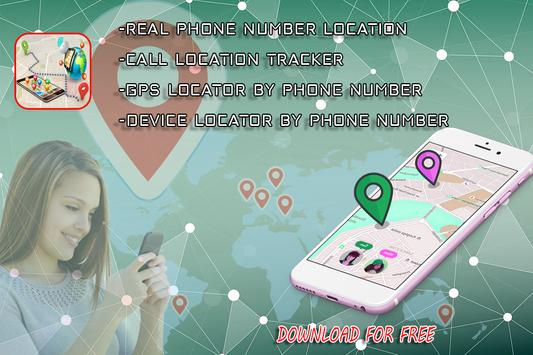 Phone Number Tracker With Location Adress apk screenshot