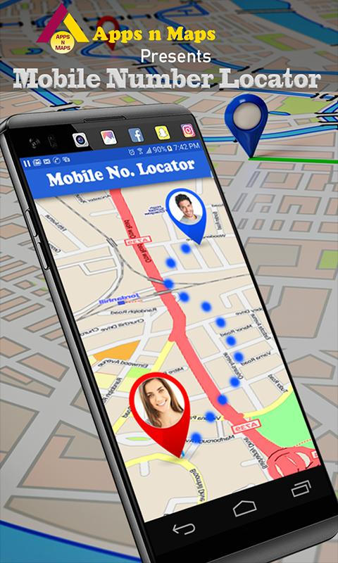 Mobile Number Locator - Find Real SIM Location for Android - APK Download
