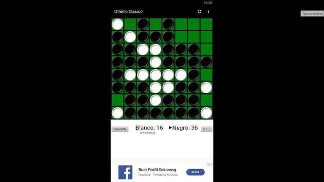 Othello Free screenshot 1