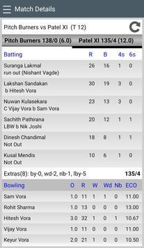 PPL Cricket apk screenshot